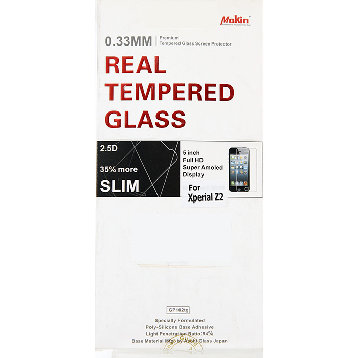 Tempered Glass for Sony Xperia z2 HSPR1359