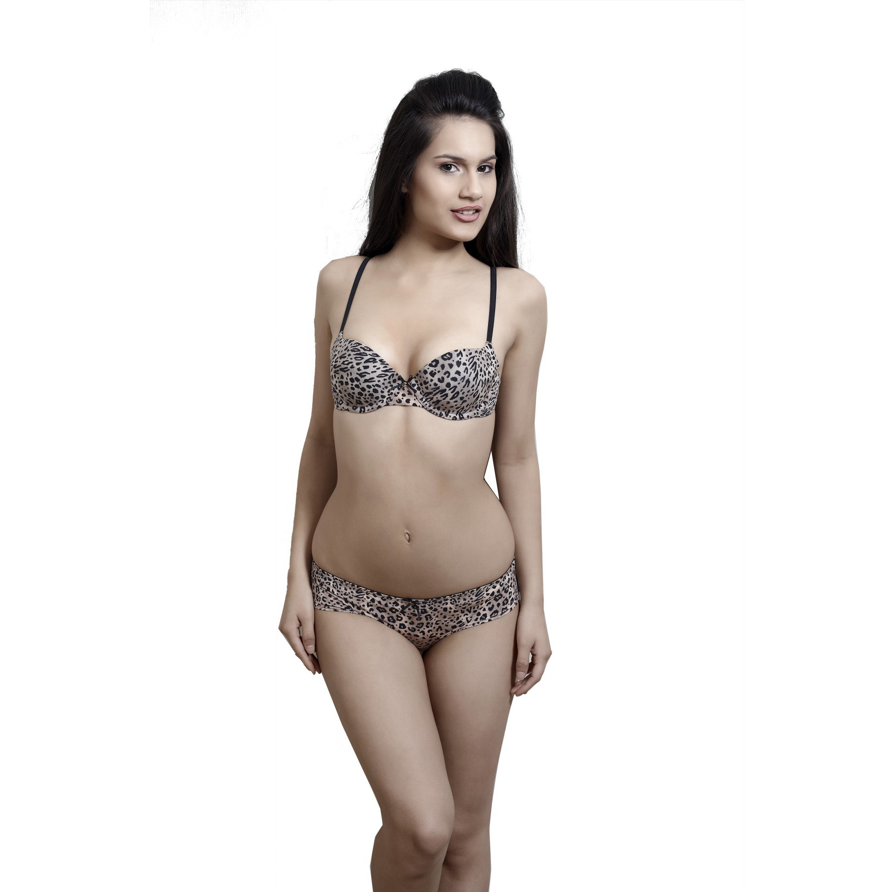 Padded Bra Animal Print AVLN100119 large 2