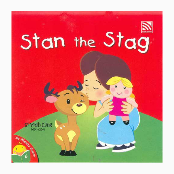 My Phonics Readers-6 Stan The Stag J120026 large 1