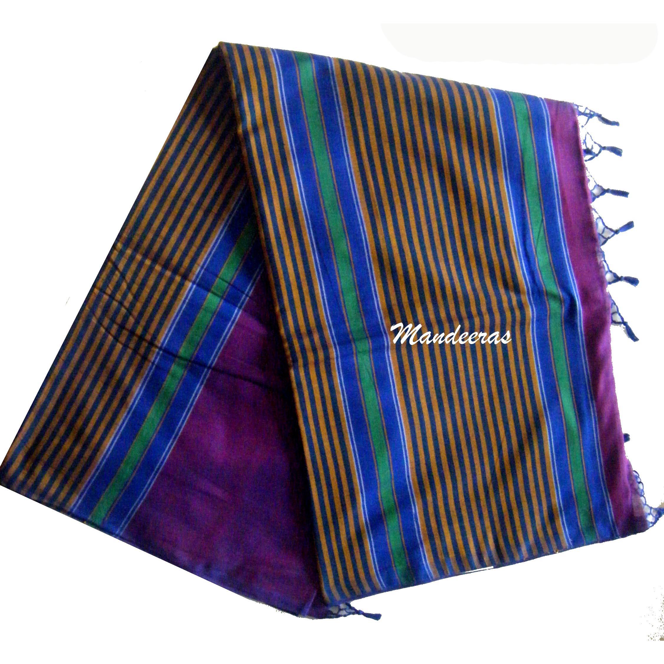 Sri Lankan Handloom Saree 15214D