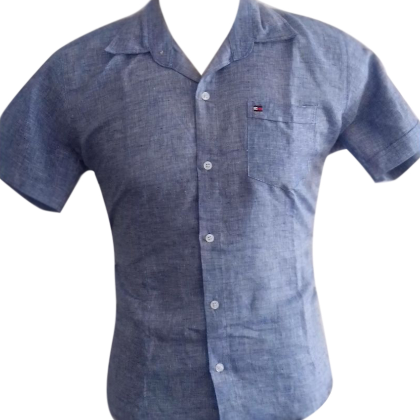 Quality Linen Shirt large 1