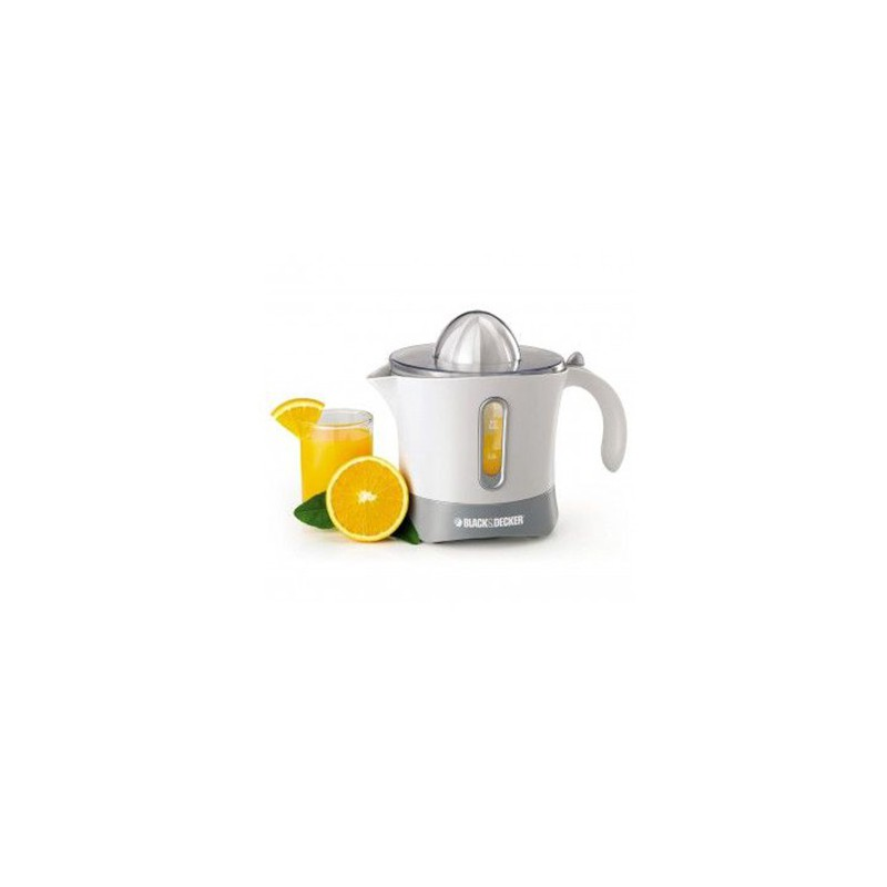 Black & Decker 30W Citrus Juicer with 2 reamers CJ650-B5 large 1