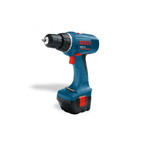 Bosch Professional Cordless drill driver GSR 12 2 large 1