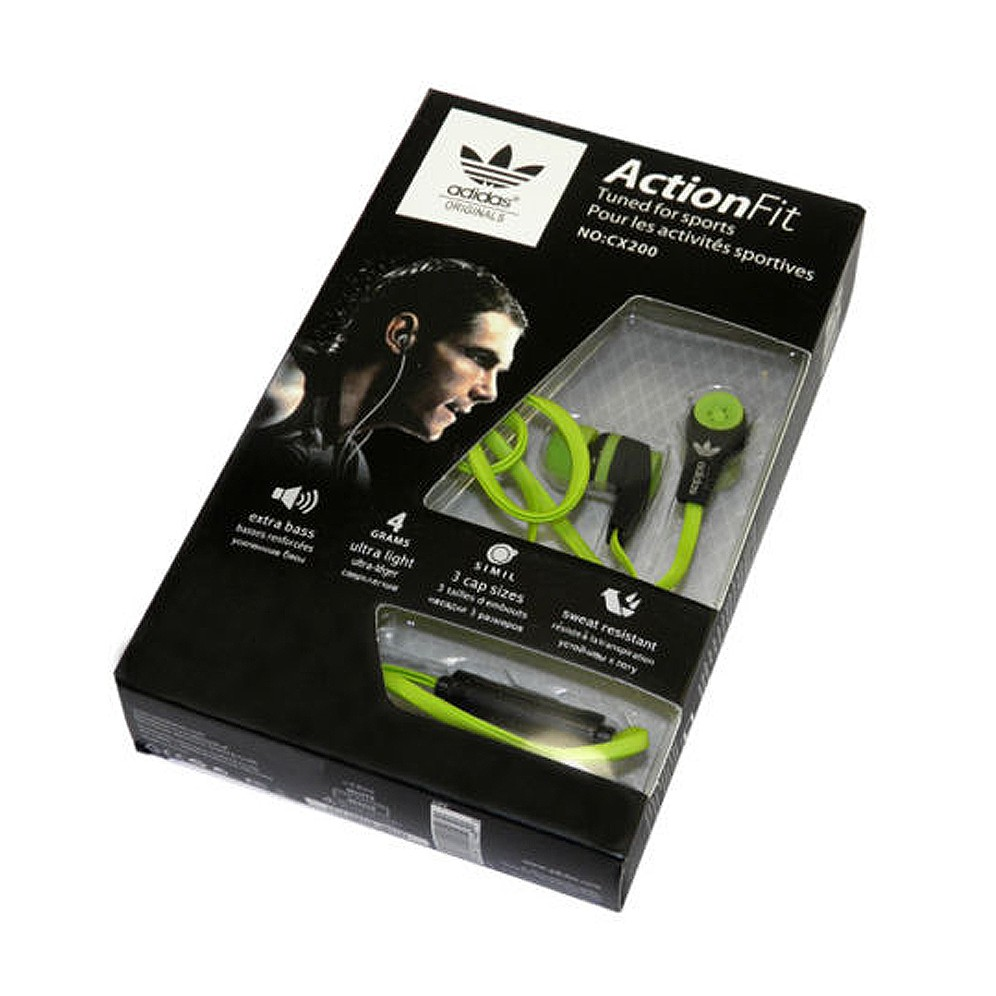 Adidas Sennheiser Actionfit Earphones large 1