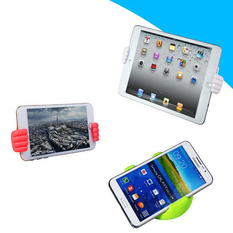 Details about   Funny Cute Thumb OK Stand Universal Mobile Phone Tablet Holder Bracket large 4