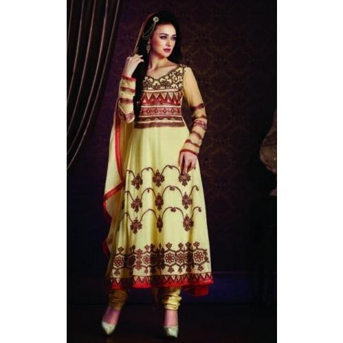 Manjula Heavy Designer Anarkali Salwar SHR132