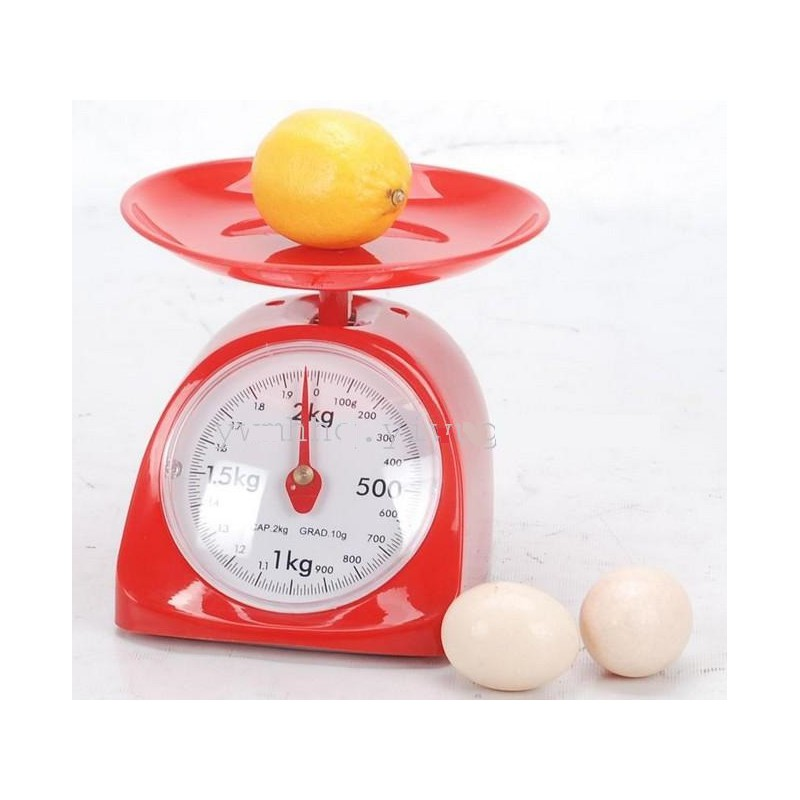kitchen scale 3Kg large 1
