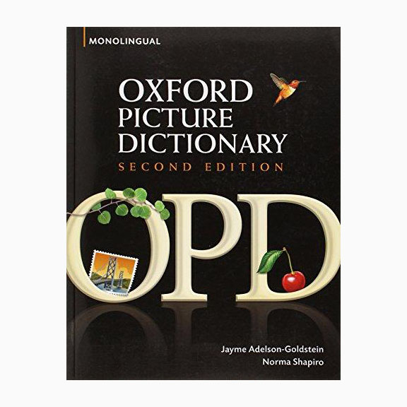Monolingual Oxford Picture Dictionary-2E B031411 large 1