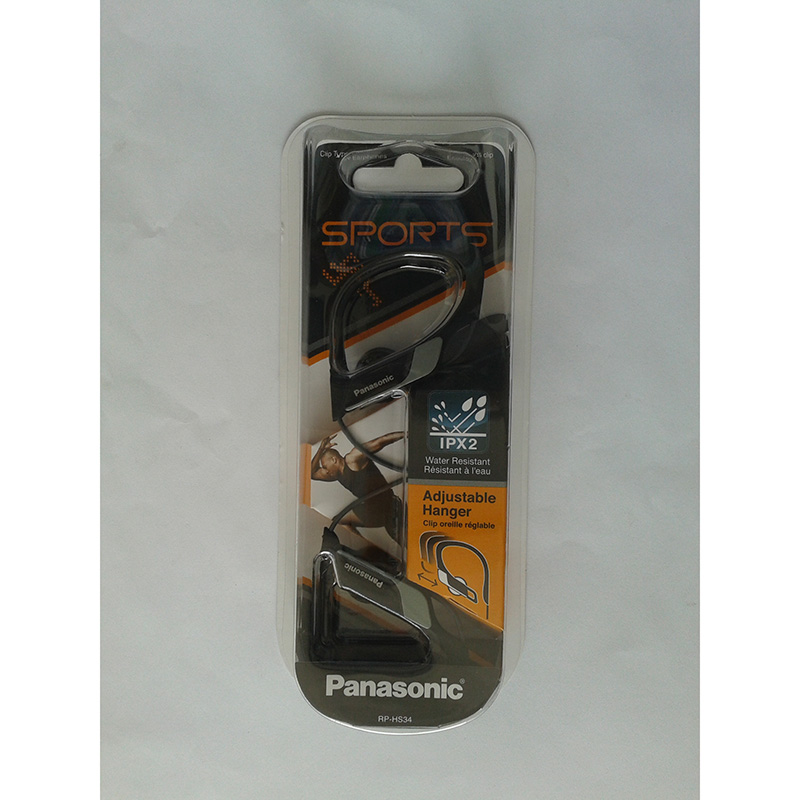 PANASONIC Sports Clip Earbud Headphone