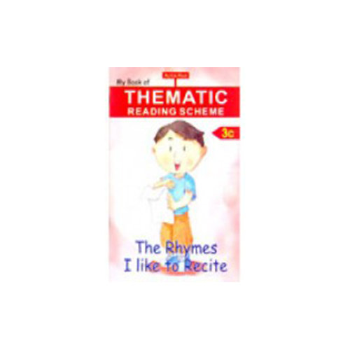 My Book Of Thematic Reading Scheme-3C B840009 large 1