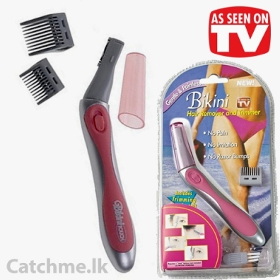 Bikini Touch Hair Remover and Trimmer large 1