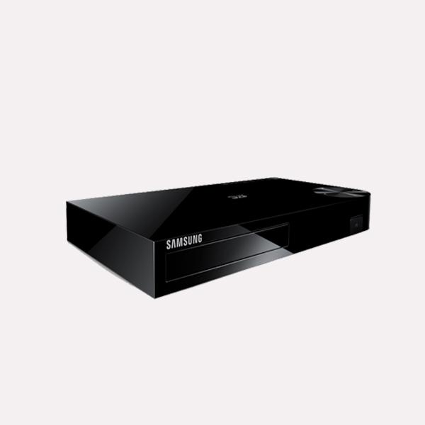 Samsung 3D Blu ray DVD Player BD F5500