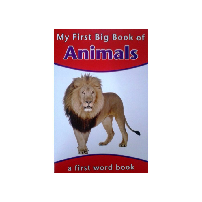My First Big Book Of Animals J480006 large 1