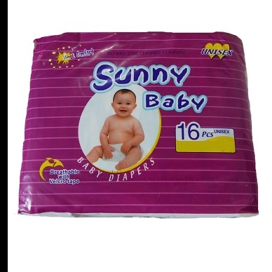 Sunny Baby Diapers Large large 1