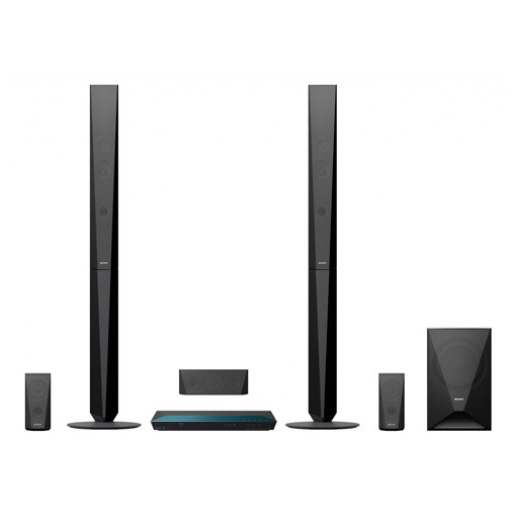 Sony 5.1 ch Blu ray Disc Home Theatre System BDVE4100