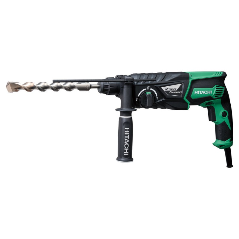 HITACHI Rotary Hammer DH26PC 26mm SDS Plus large 1