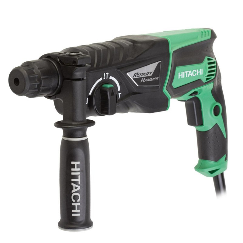 HITACHI Rotary Hammer DH26PC 26mm SDS Plus large 2