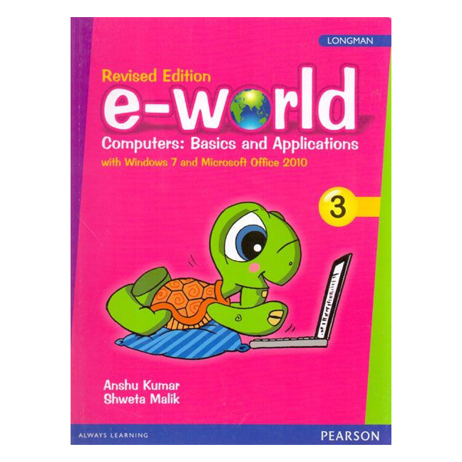 E-World-3 Revised Edition Computers Basics And Applications B060614 large 1