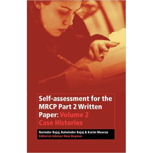 Self Assessment MRCP Vol 2 A060109 large 1