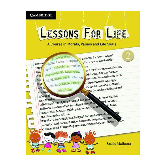 Lessons For Life 2 - A Course In Morals B010142 large 1