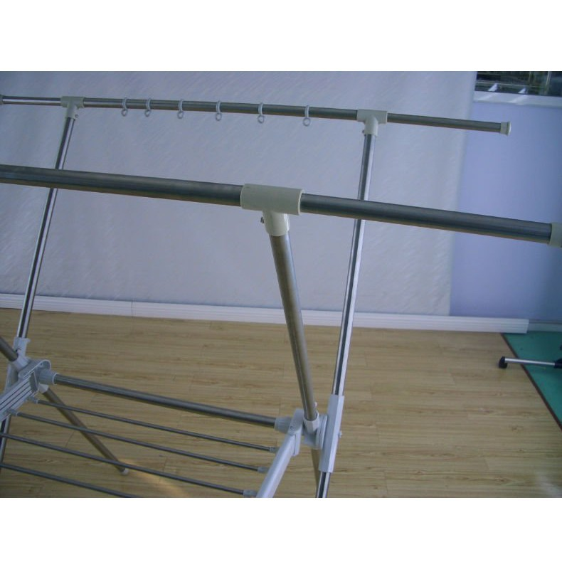 Extendable X Type Clothes Hanger large 2