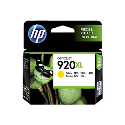 Hp 920Xl Office Jet Yellow Ink Cartridge large 1