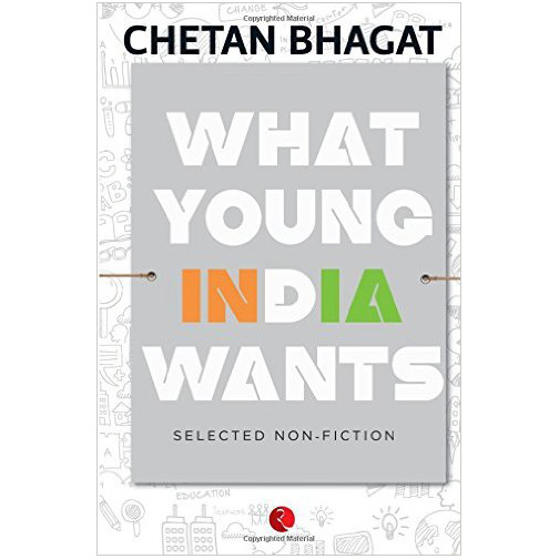 What Young India Wants B241336 large 1