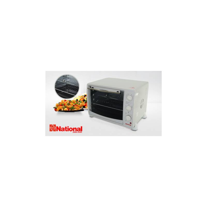 National Electric Oven 1200W large 2