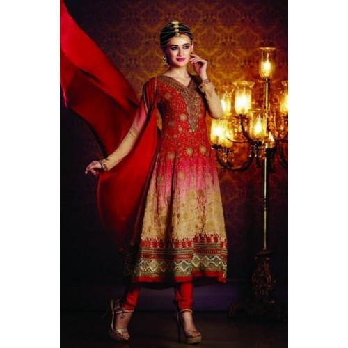 Manjula Heavy Designer Anarkali Salwar SHR130