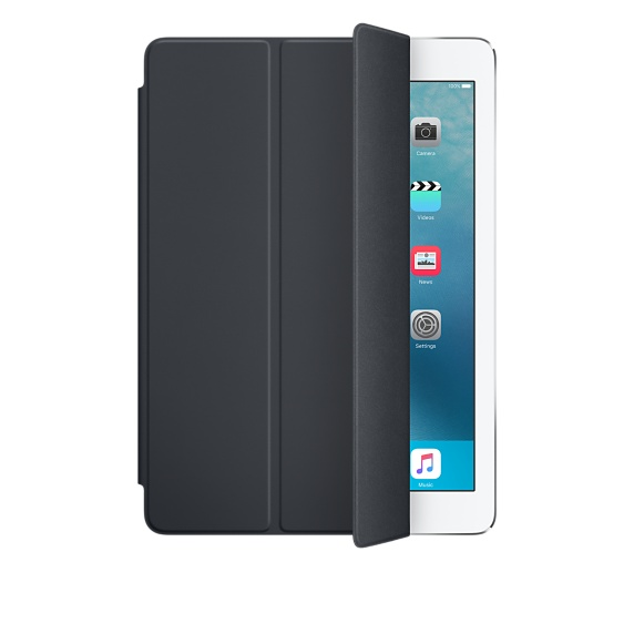 Apple iPad Pro 9.7 Black smart case