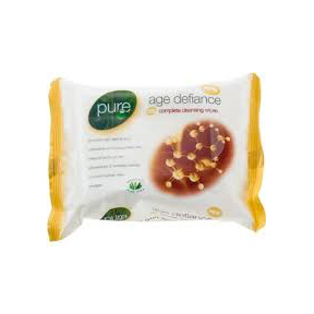 Pure Age Defiance 25 Wet Wipes large 1