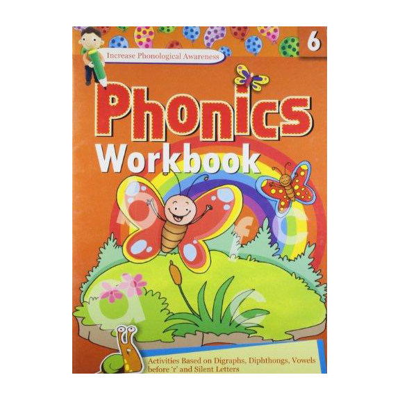 Phonics Workbook-6 B900296 large 1