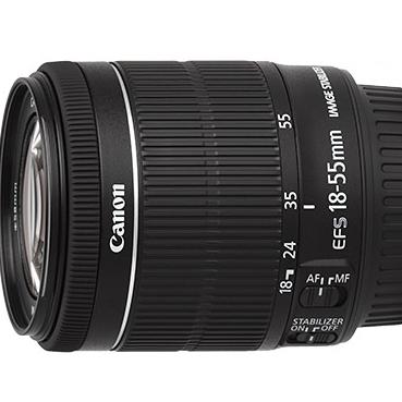 Canon 18-55mm EF-S  f/3.5-5.6 IS II Lens