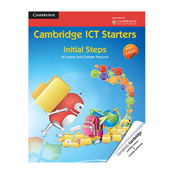 Cambridge ICT Starters-3E Initial Steps B011270 large 1