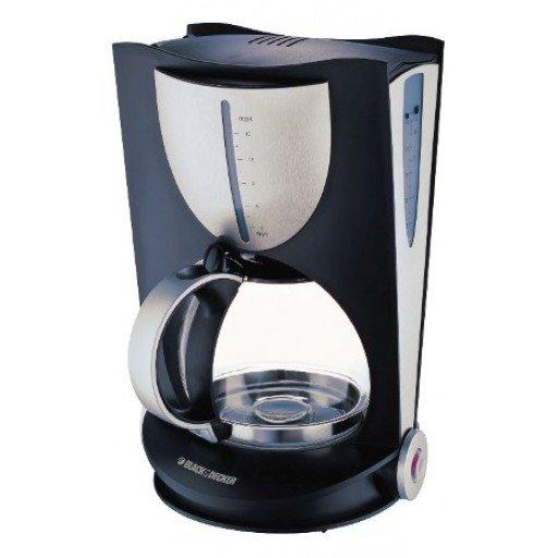 Black & Decker Coffee Maker DCM-80