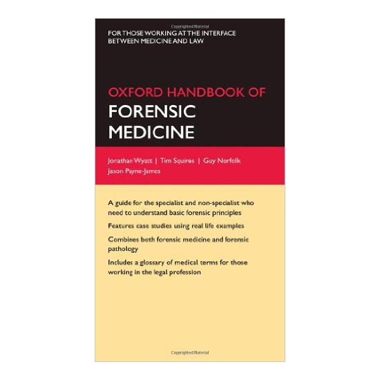 Oxford Handbook of Forensic Medicine A100184 large 1