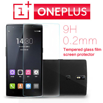 OnePlus One Tempered Glass large 1
