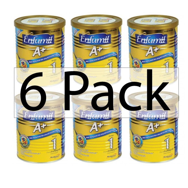 ENFAMIL Stage 1 400g X 6 Pack large 1