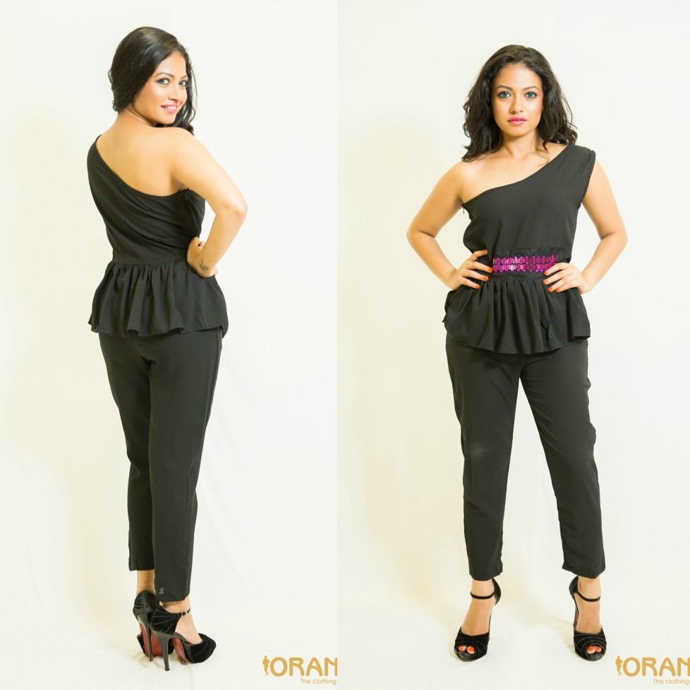 Formal wear jumpsuit - W011 large 1