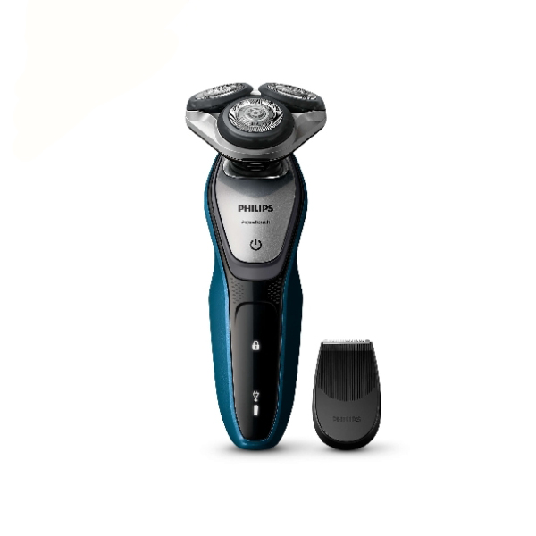 Philips Wet and Dry Shaver S5420 large 1