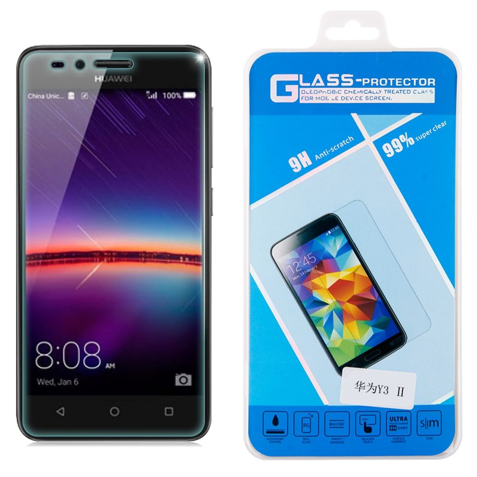 Tempered Glass for Huawei Y3II