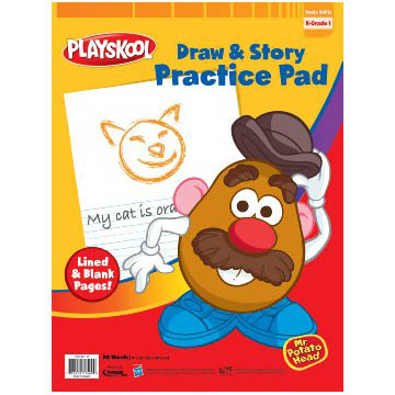 Draw and Story Pad 11400G large 1