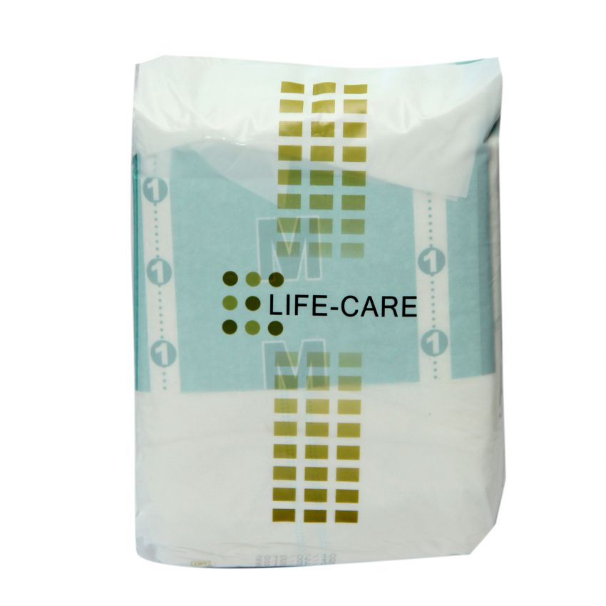 Life Care Adult Diaper Xl Size 10 Pieces Pack large 1