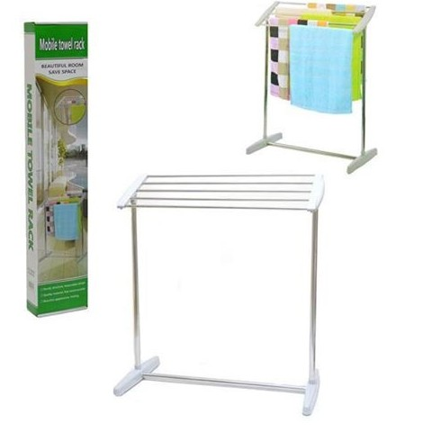 Mobile Towel Rack large 1
