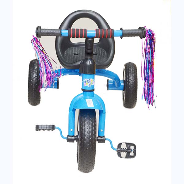 Kids Fast Little Angel Blue Tricycle 25010067 large 1
