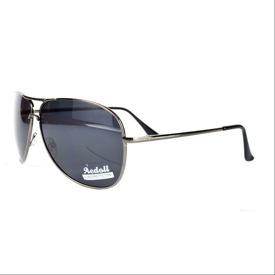 Aedoll Top Quality Full Frame Aviator Sunglass MS017 large 2