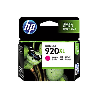 Hp 920Xl Office Jet Magenta Ink Cartridge large 1