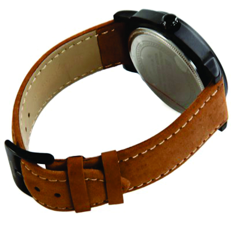 New Military Leather Watch large 2