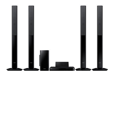 Samsung HT-H5500 5 Speaker 3D Blu-ray & DVD Home Theatre System large 1