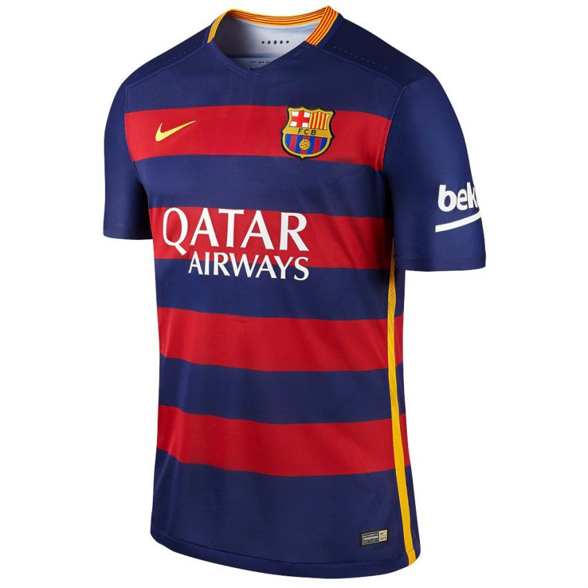 Barcelona Football Jersey large 1